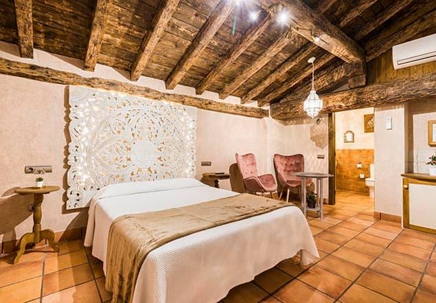 Habitación Isabel de Segura