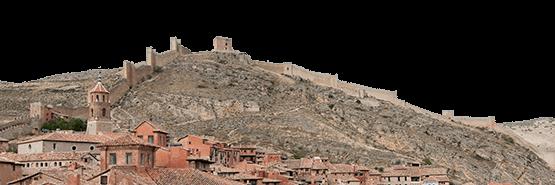 Muralla de Albarracín